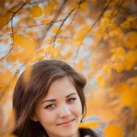 Жёлтый ветер :: Елена Оберник