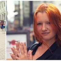 Прогулки по Москве :: Olika Iva