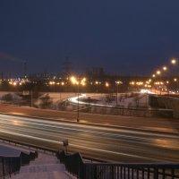 Артерии города(МКАД фото2) :: Александр Лебедев