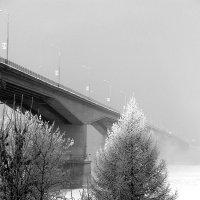 Камский мост :: Дмитрий Зубенин