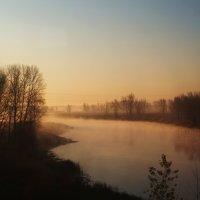 Из окна поезда :: Екатерина Углова