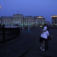 Здравствуй Питер ночной!!!! :: Наталья Каравай
