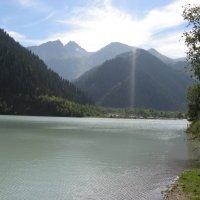 озеро Иссык :: Иван Жданов