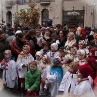 Рожество во Львове :: Алексей Романенко