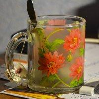 Рабочий чай :: юрий Амосов