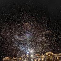 танец над невским :: Андрей Маслов