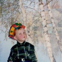Первый парень на деревне :: Борис Русаков