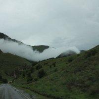 Дорога в облака :: Лариса Сигова