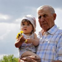 внучка :: Марат Валеев