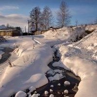 После снегопада :: Владимир Макаров