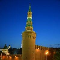 Башня Кремля :: Андрей Из Ступино