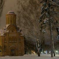 Пятницкая церковь в Чернигове :: Александр Крупский
