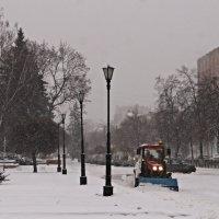 Наконец-то снег!!..)) :: Александр Герасенков