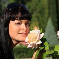 Запах розы... :: Nataliya Oleinik