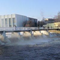 Мост-плотина на Ловати. Великие Луки :: Владимир Павлов