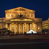 Государственный Академический Большой Театр :: Борис Гольдберг