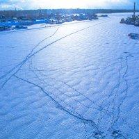 отблеск на снегу :: Арсений Корицкий