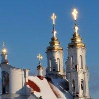 Золотые купола :: Андрей Самуйлов
