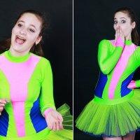 cheerleading - это ее хобби! Настя :: Юля Ларина