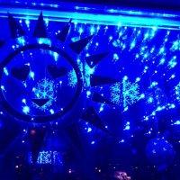 синее Рождество 2013 :: Ajumi Ii