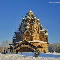 Покровская церьковь. 19 января, Крещение. :: Виталий Половинко