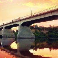 Закат над Доном :: Александр Ярцев