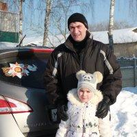 Прогулка на Крещение 2014 :: Юрий Глушков