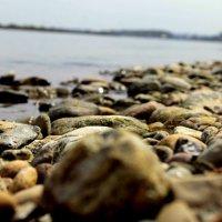 Река Ангара :: Алексей Лебедев