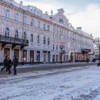 Н.Новгород. Большая Покровская улица. :: Максим Баранцев