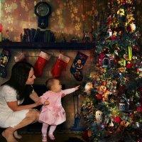 В ночь перед рождеством.. :: Анжелика Засядько