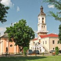 Городская ратуша в Каменце-Подольском :: Александр Крупский