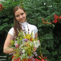 Моя дочь :: Александр Крупский