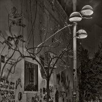 Улочки Тель Авива BW :: Shmual Hava Retro