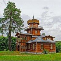 Дом-музей И.Е.Репина в Здравнево. :: Роланд Дубровский