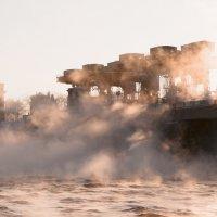 Плотина ГЭС :: Александр Семенов