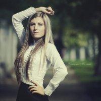 Фотомодель : Полина Бухарова :: Михаил Спицын
