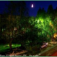 Ночь на дворе... :: Валерий Викторович РОГАНОВ-АРЫССКИЙ