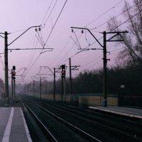 Железная дорога :: Евгения Анисимова