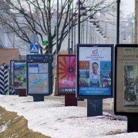 Городская реклама. :: сергей лебедев