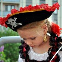 пиратка :: Евгения Копейкина