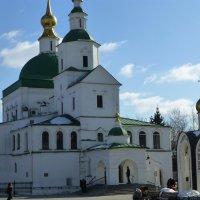 Свято-Данилов ставропигиальный мужской монастырь :: Юрий Мошкин