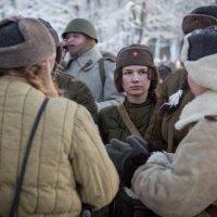 Освобождение Красного Села :: Оксана Антонова