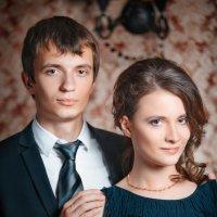 Никита и Татьяна :: Artemii Smetanin