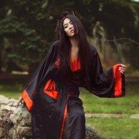 Китайская девушка :: Марина Соколовская