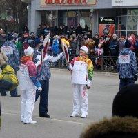 Олимпийский огонь 2 :: Алина Троицкая