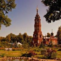 Павлово-Посадский мужской монастырь :: Александр Сендеров