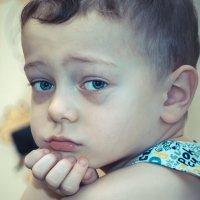 мой сынуля :: Алексей Жариков