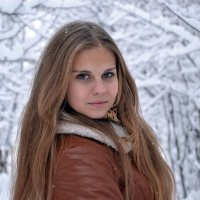 Лена :: Елизавета Смирнова