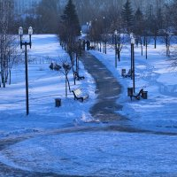Зимние дорожки... :: Nonna