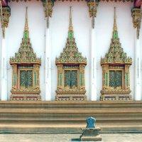 Таиланд. Стена храма :: Владимир Шибинский